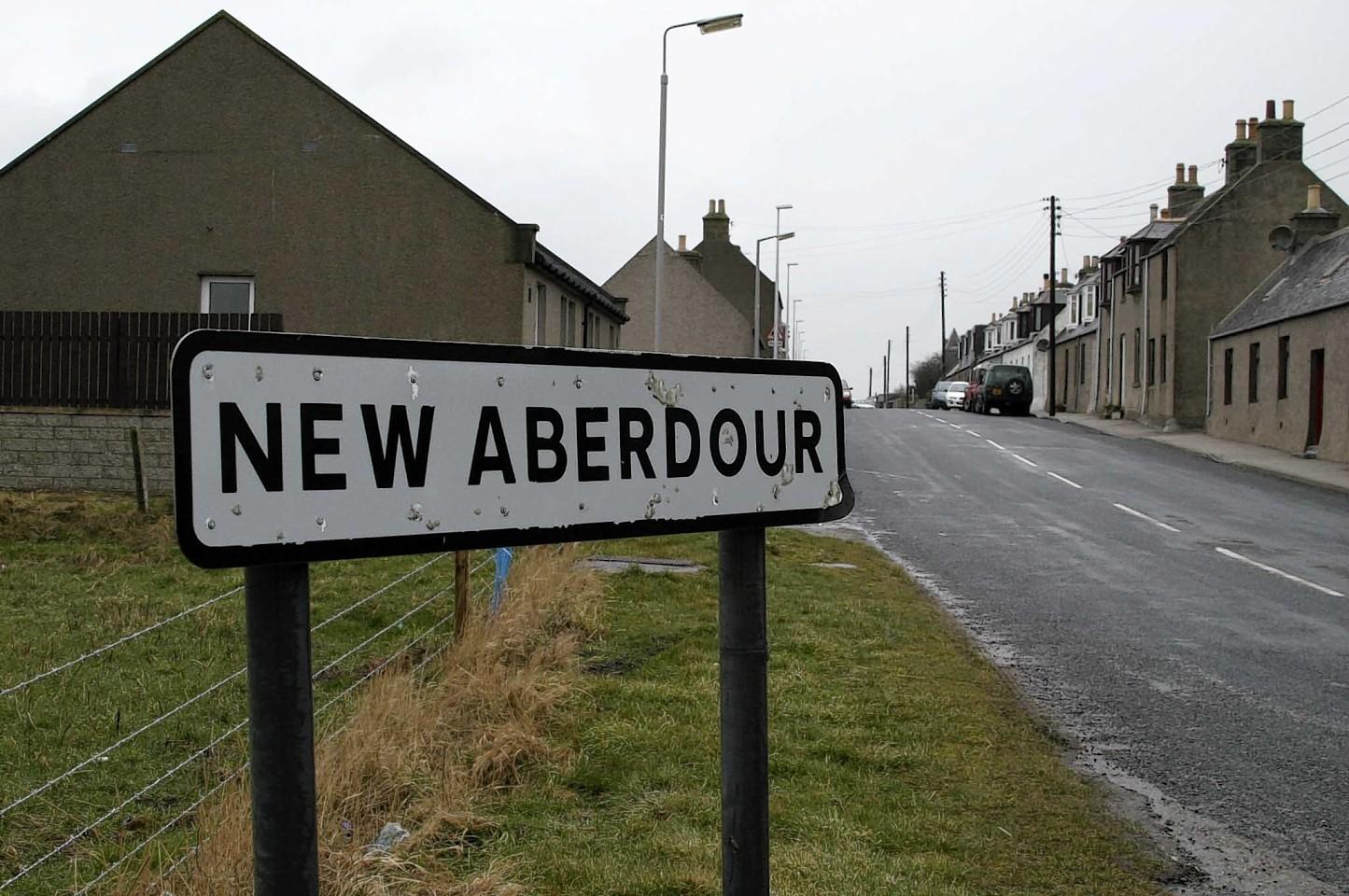 New Aberdour