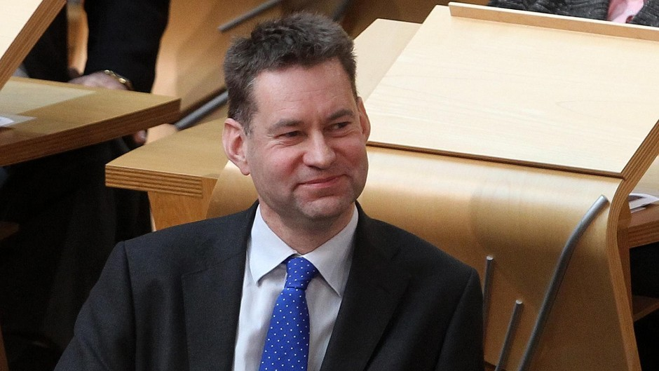 Murdo Fraser has criticised the Green's policy