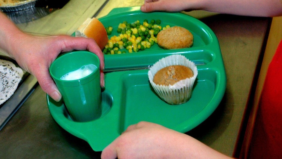Free school meals for five to seven-year-olds were introduced in 2015