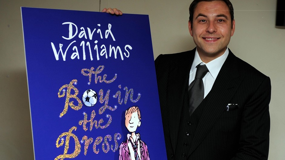 David Walliams has written a number of successful children's books