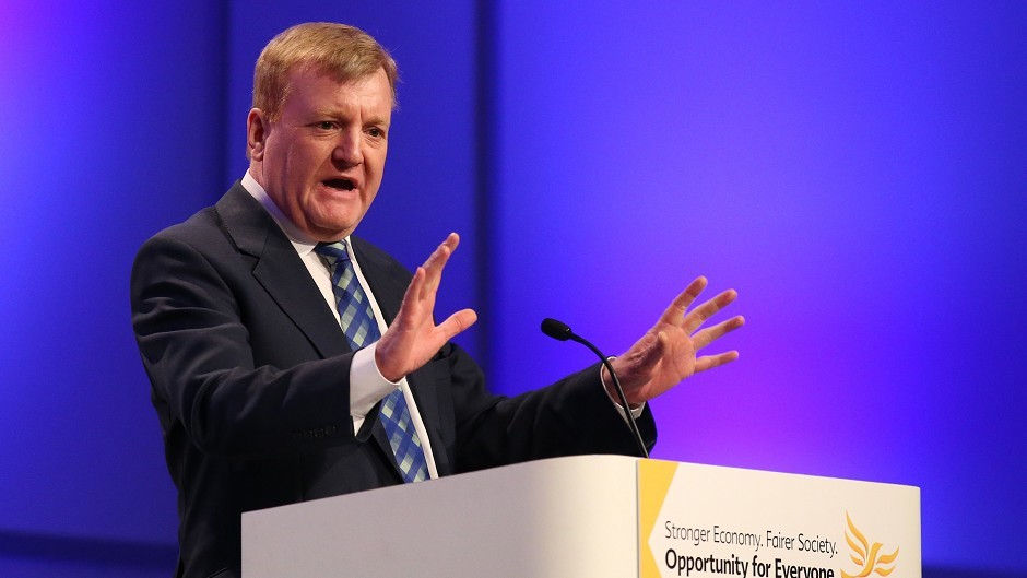 A memorial lecture will be held for Charles Kennedy in Fort William