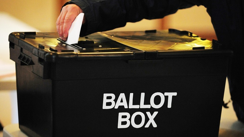 The general election is on June 8.