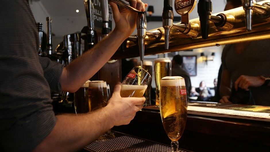 Pubs are in fear over the future
