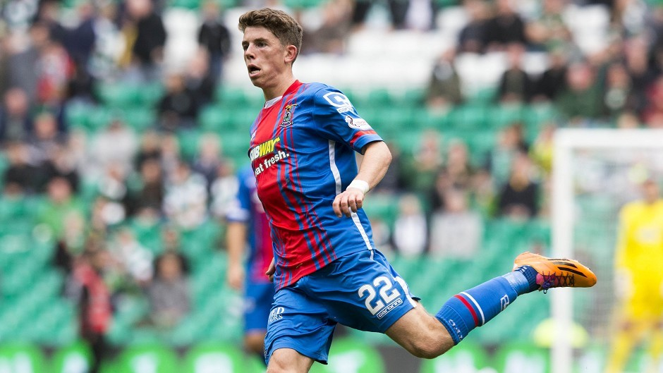 Ryan Christie has signed for Celtic