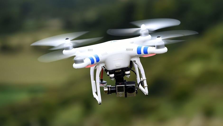 Legal advice has been issued on where and where not to fly drones
