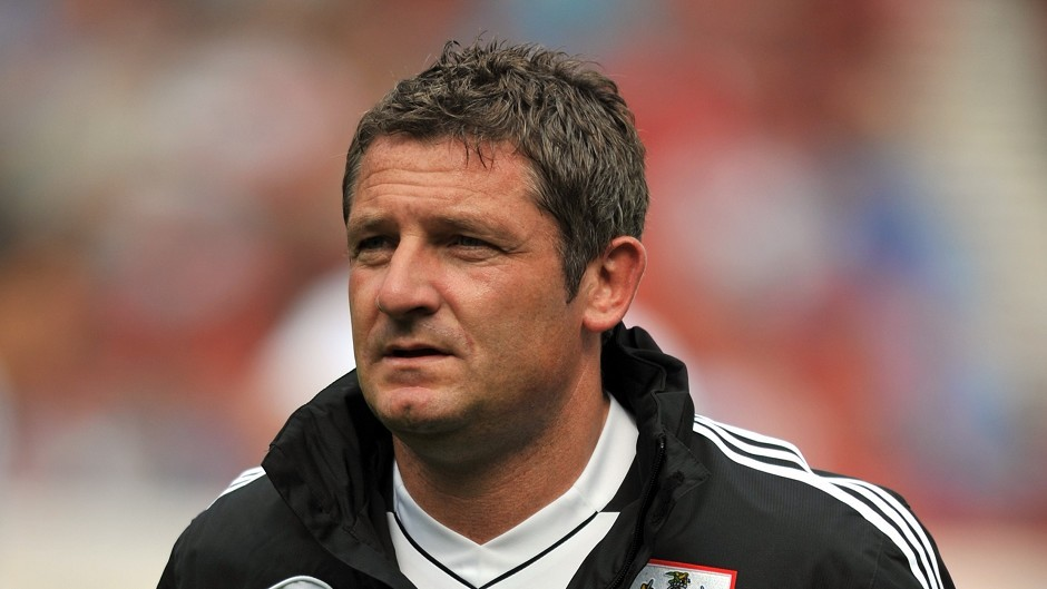 Tony Docherty: Worked with Jim McIntyre at Bristol City.