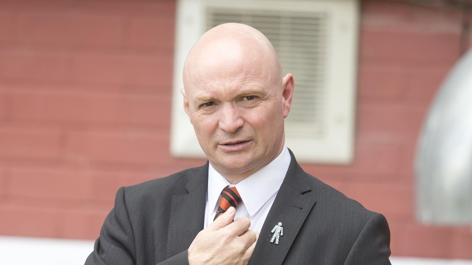 Dundee United chairman Stephen Thompson sacked Jackie McNamara after losing to St Johnstone
