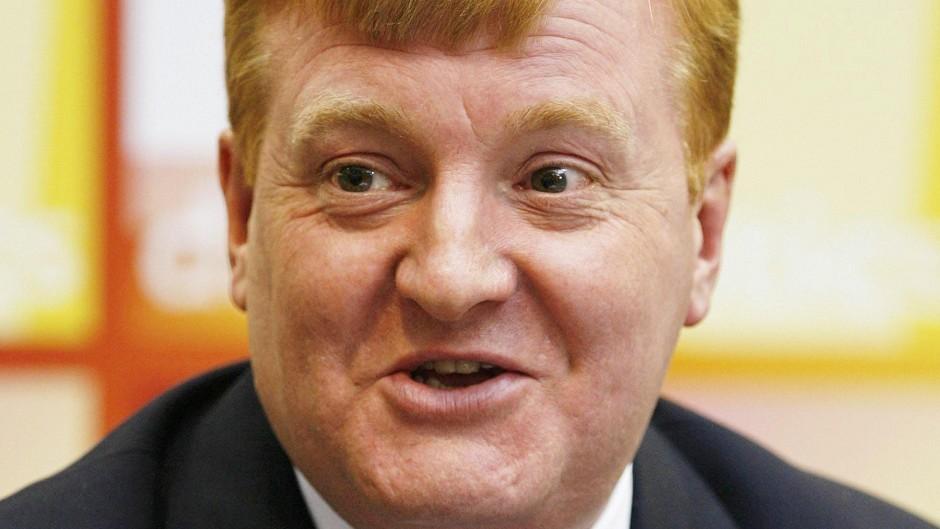 Ex-Liberal Democrat leader Charles Kennedy.