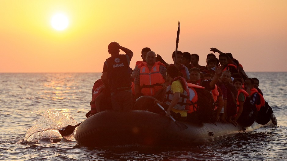 Britiain has pledged to take up to 20,000 Syrian refugees