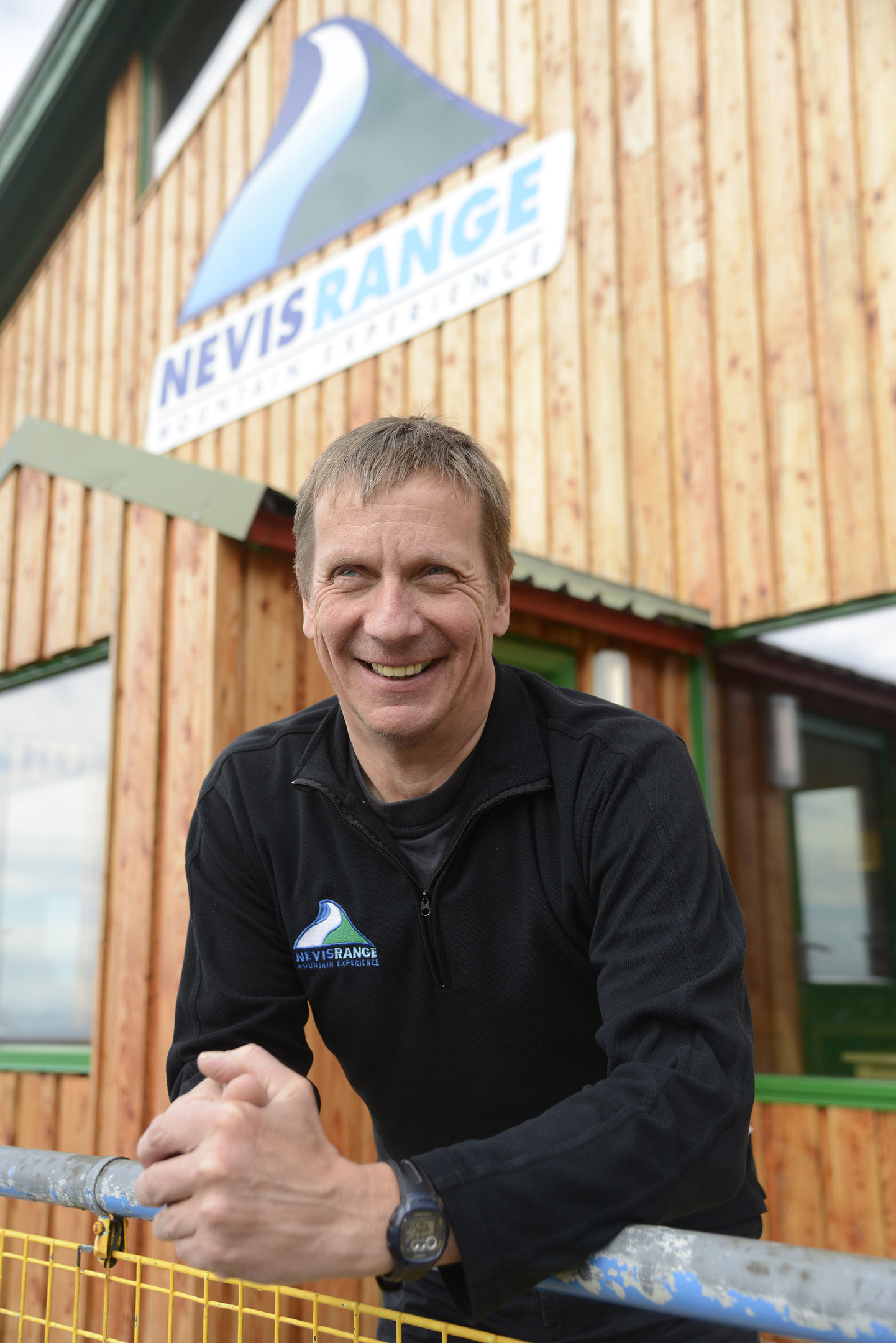Peter MacFarlane, New MD of Nevis Range