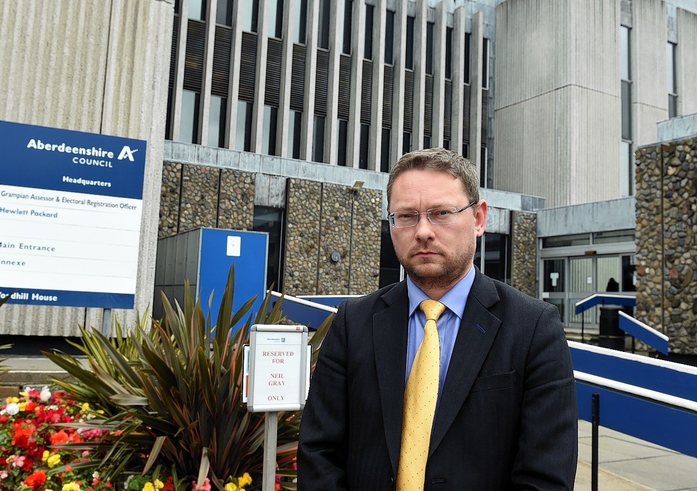 "Aberdeenshire councillor Richard Thomson believes the furlough scheme is still ""missing the mark"" for too many people."