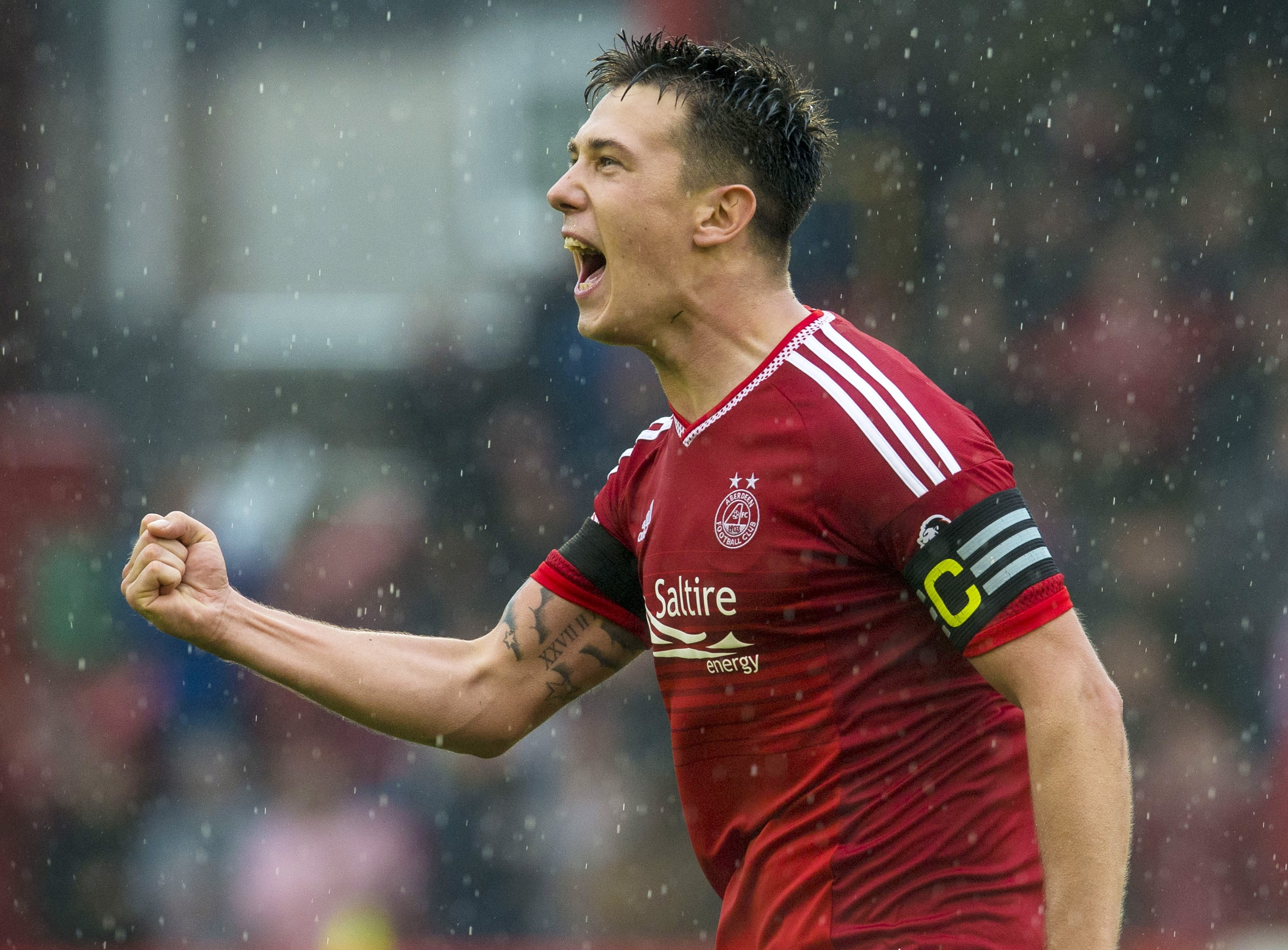 Aberdeen's Ryan Jack wants his side to go on a good run in the Scottish Cup.