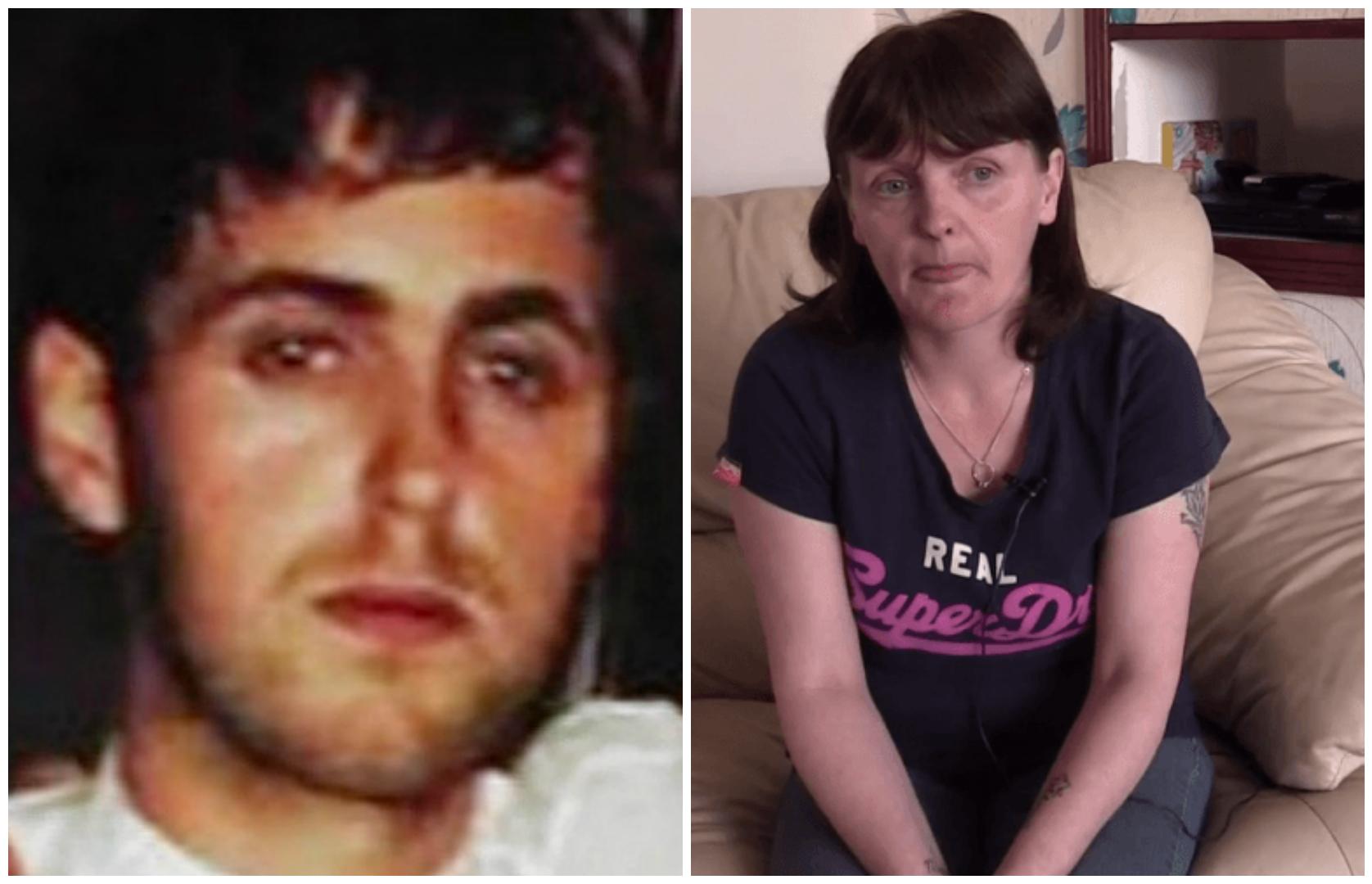 Shaun's mum Carol-Ann Roy