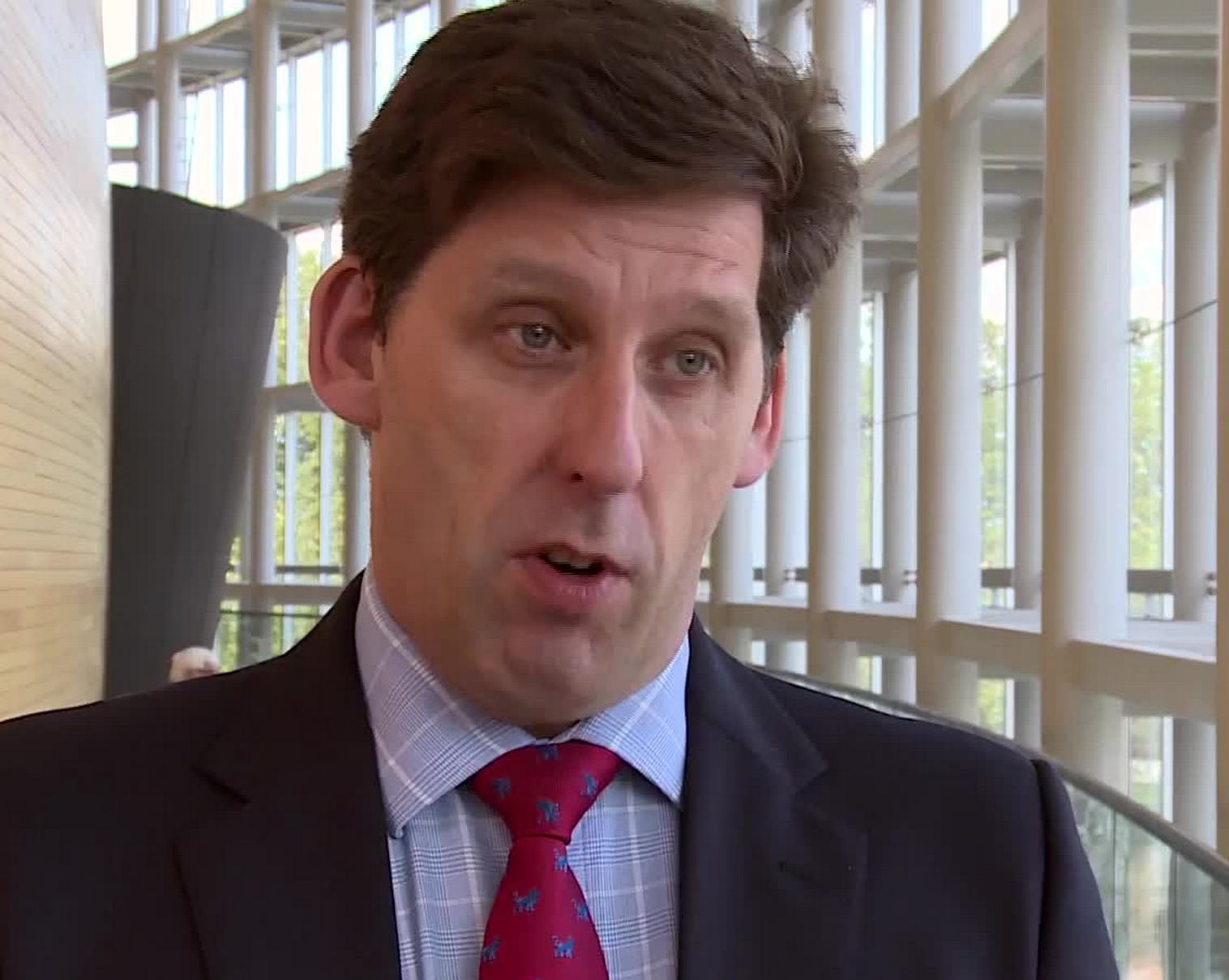 MEP Ian Duncan believes the changes could be worth £150m a year.