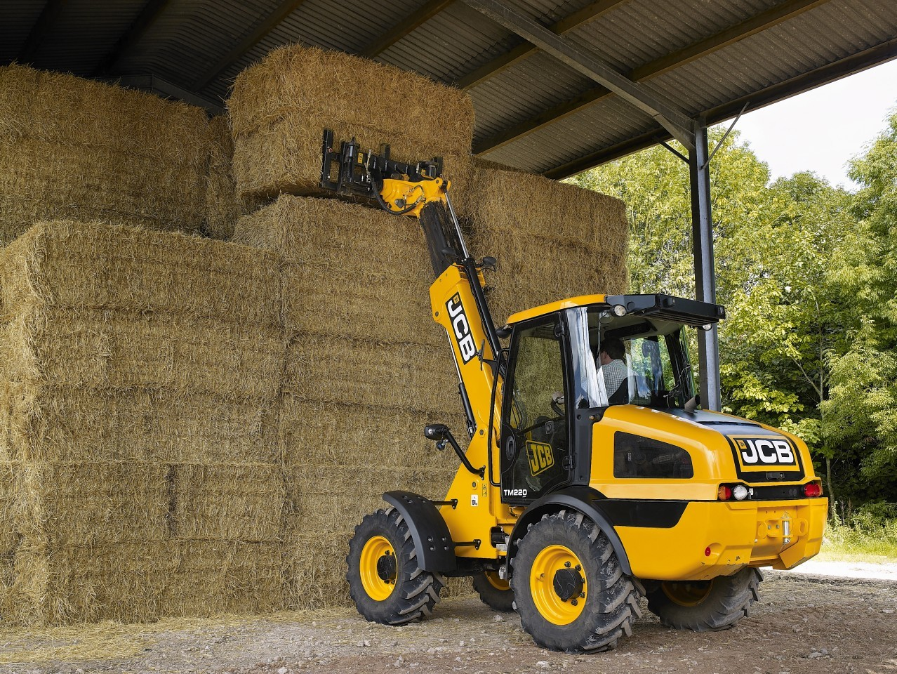 Spot prices for straw are up around £50 a tonne.