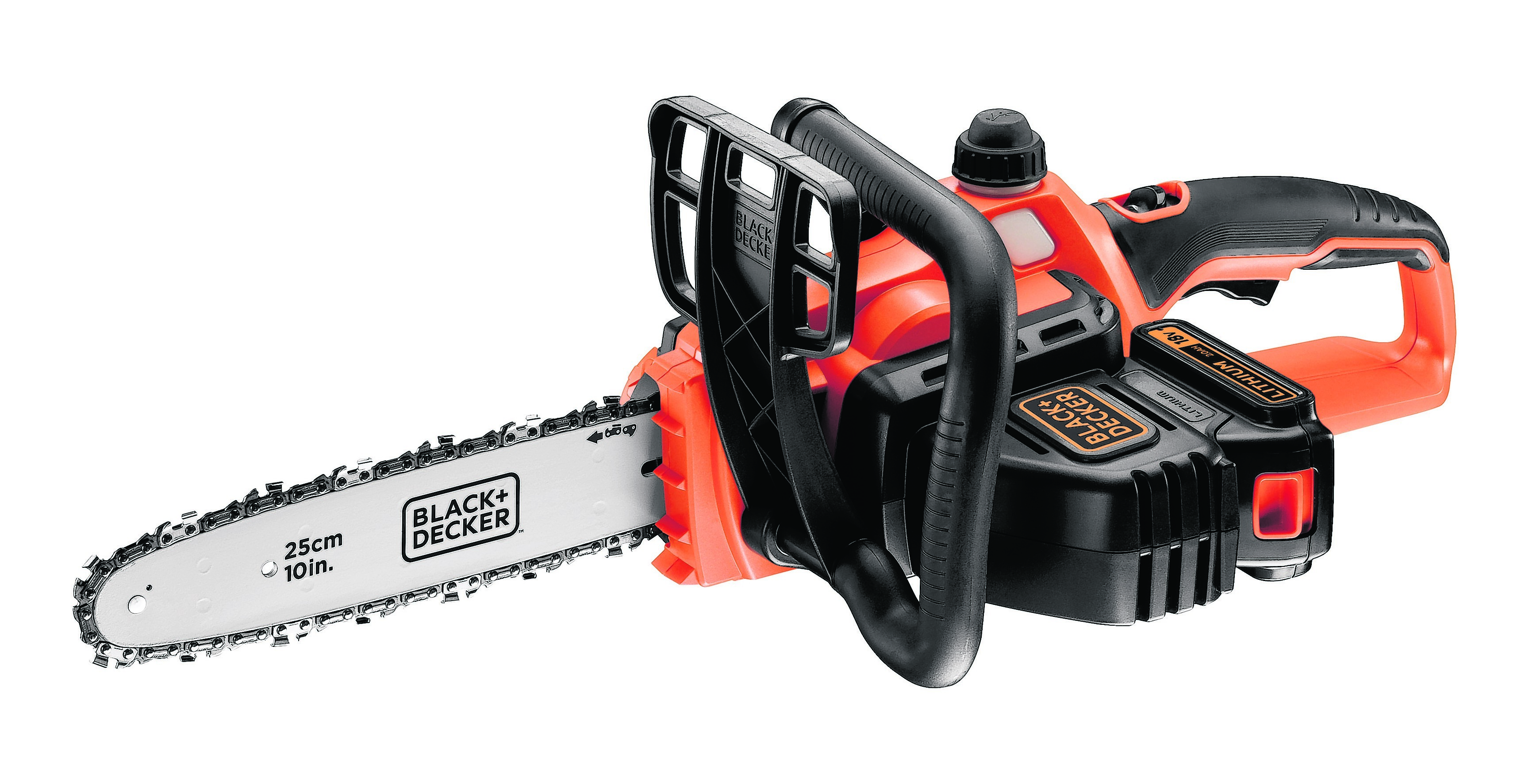 Black+Decker GKC1825L20-GB 25 cm 18 V Chainsaw