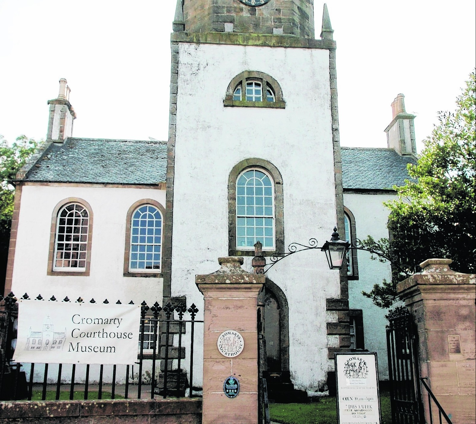 Cromarty Courthouse Museum