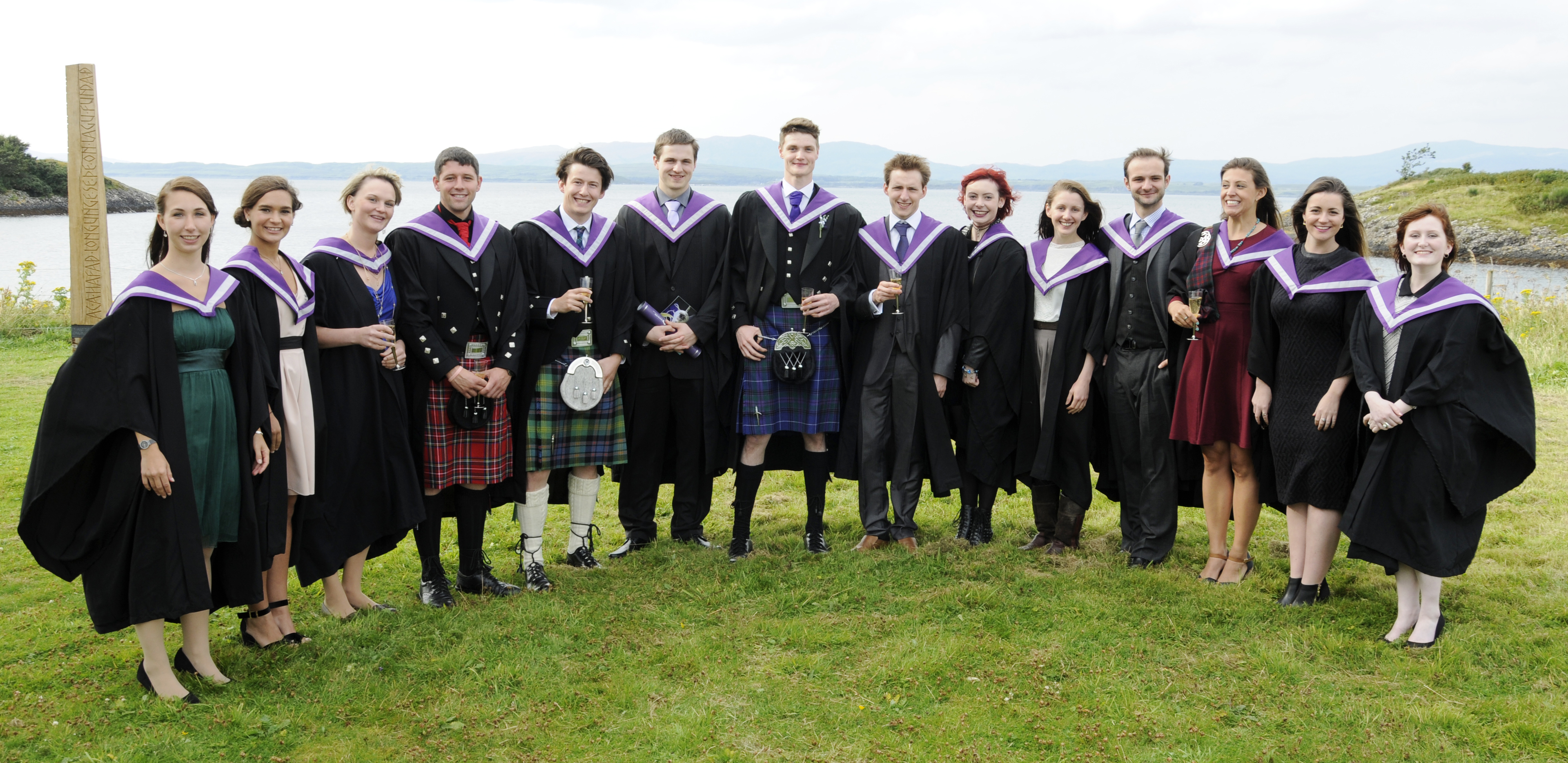 The honours class of 2015