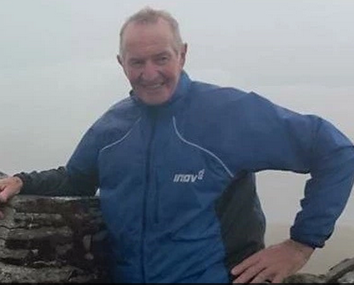 Mr Alexander was last seen on Sunday 20 September