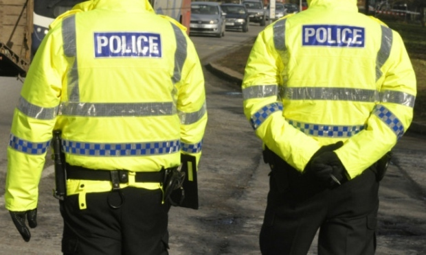 Police reported four drivers last weekend