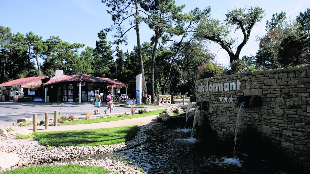 Siblu holiday parc Le Bois Dormant