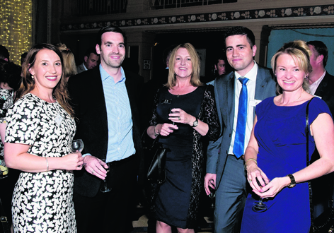 Sally Taylor, Steven Fraser, Dawn Noble, Keith Mitchell and Lynn Gracie