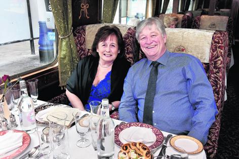Carolyn and Andy Gray