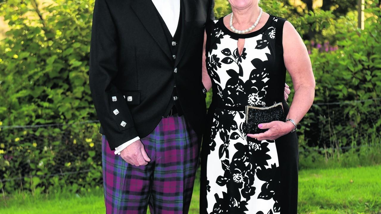 Alistair and Beryl Farquhar.