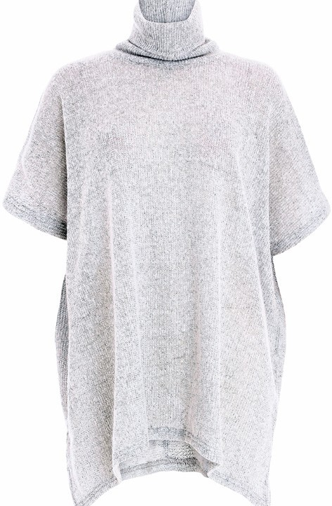 Voulez Vous roll neck oversized jumper, £20 from Stylist Pick