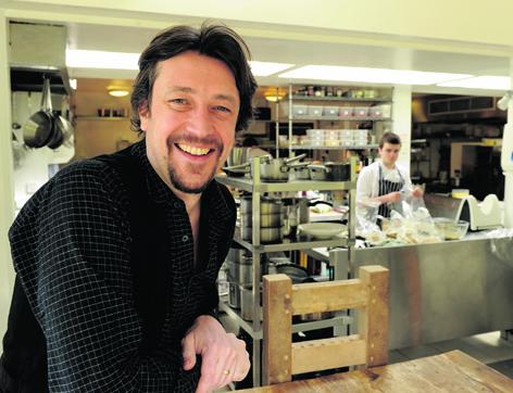 Michelin-star chef Michael Smith