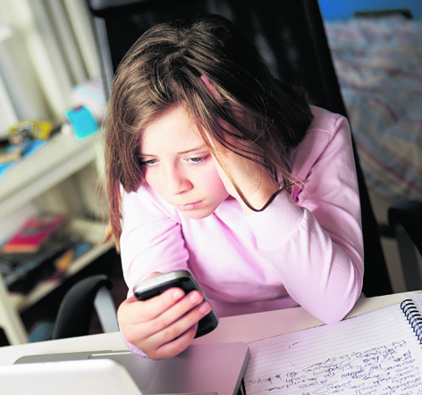The rise of cyberbullying is having a profound effect on children's self-esteem