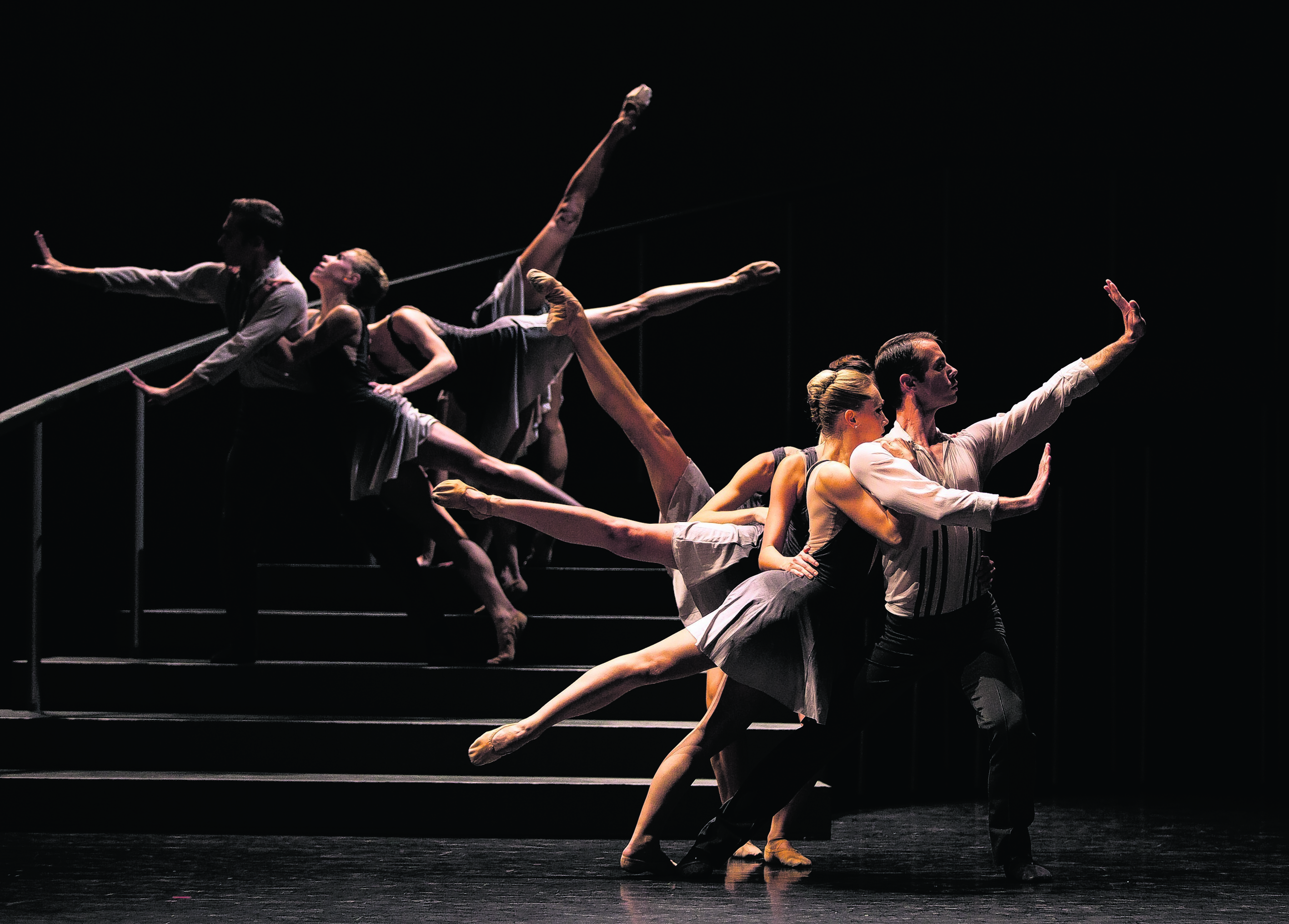 Scottish Ballet will perform Motion of Displacement and Elsa Canasta