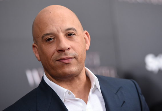 Vin Diesel isstill keen to 'challenge the thespian' within