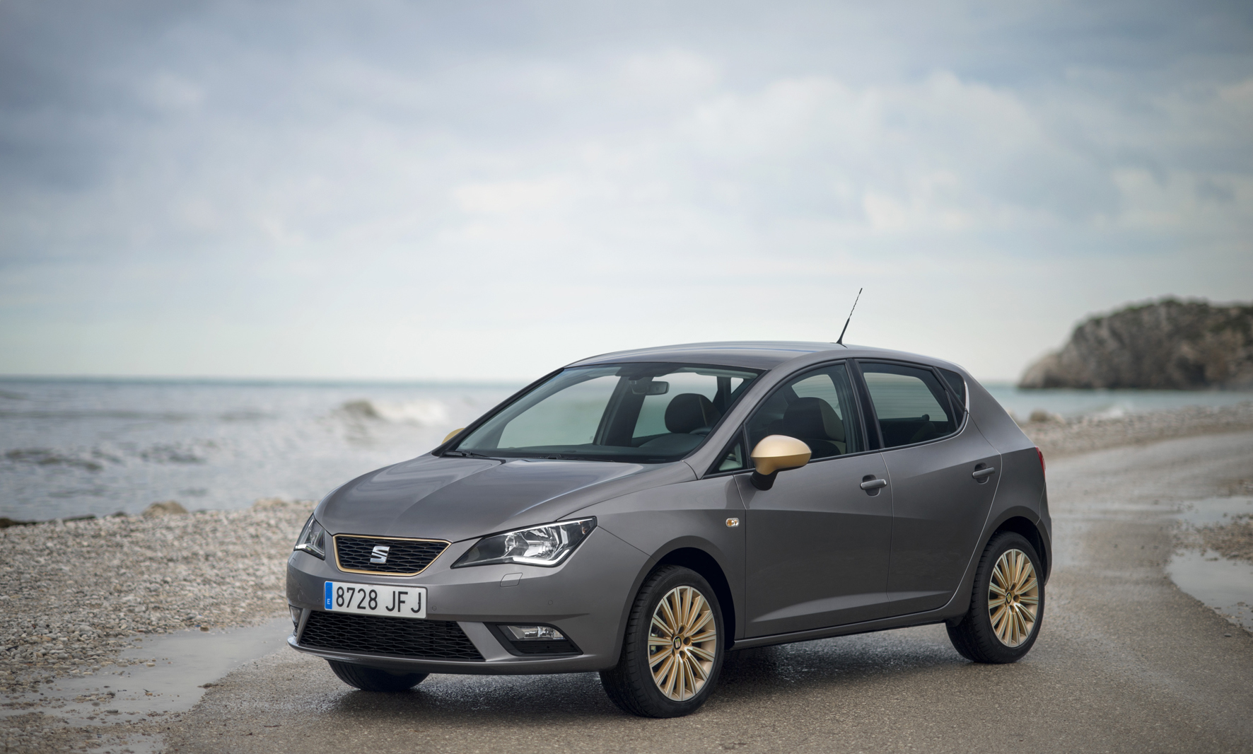2015 Seat Ibiza Connect