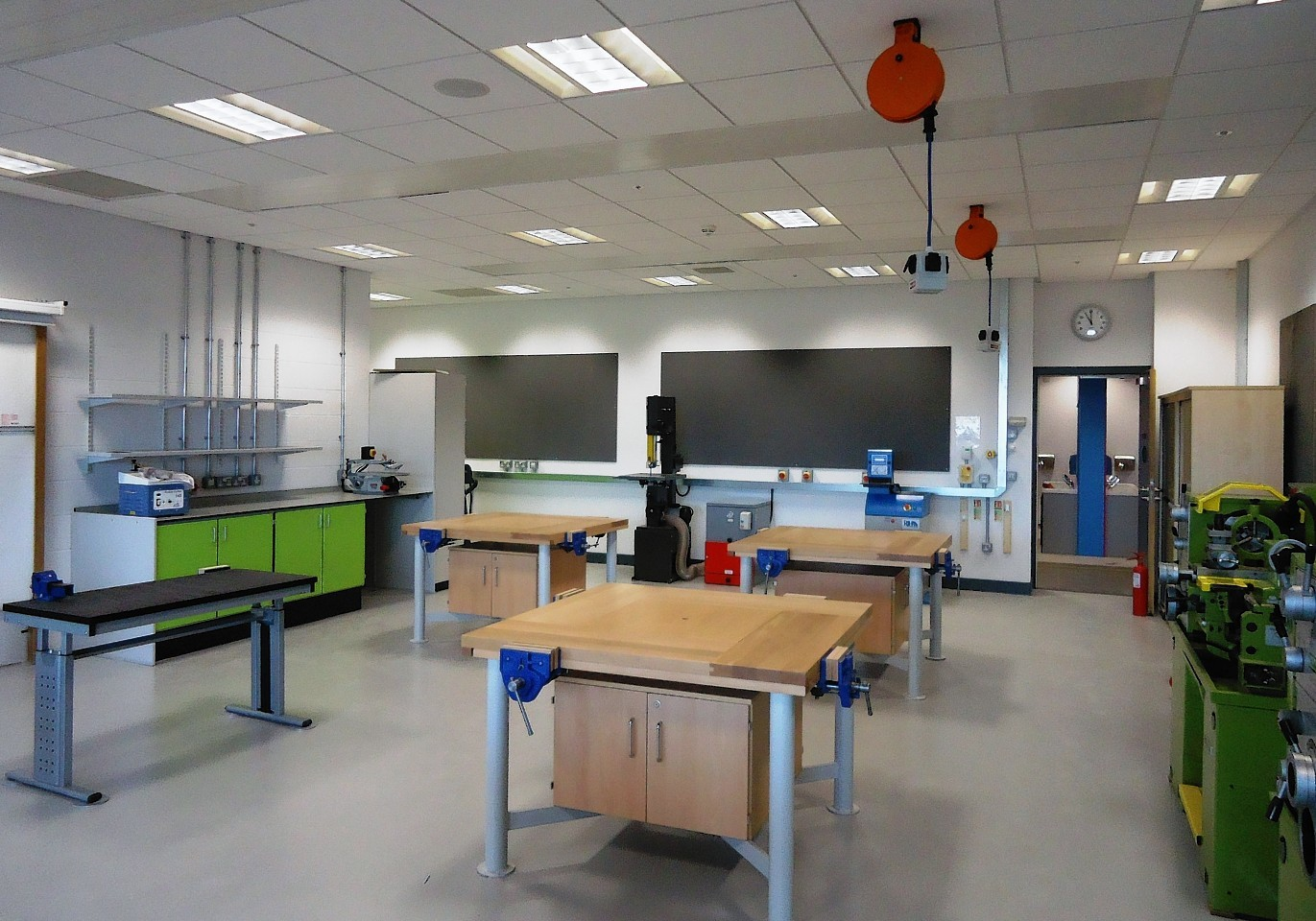 Inside Alford Community Campus