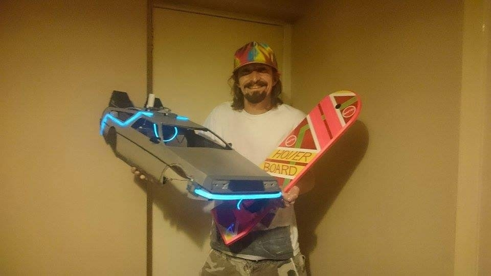 I need a hoverboard