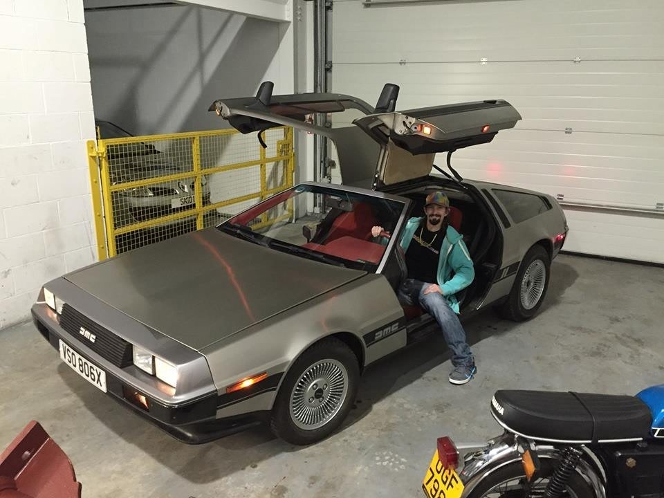 Self-acclaimed geek Barry Thackrey, 37, from Aberdeen has built his own replica hoverboard and a pair of drones designed to look exactly like the famous DeLorean from the films. The film buff spent months perfecting the appearance of Marty''s hoverboard to give it an accurate holographic look from the films.
