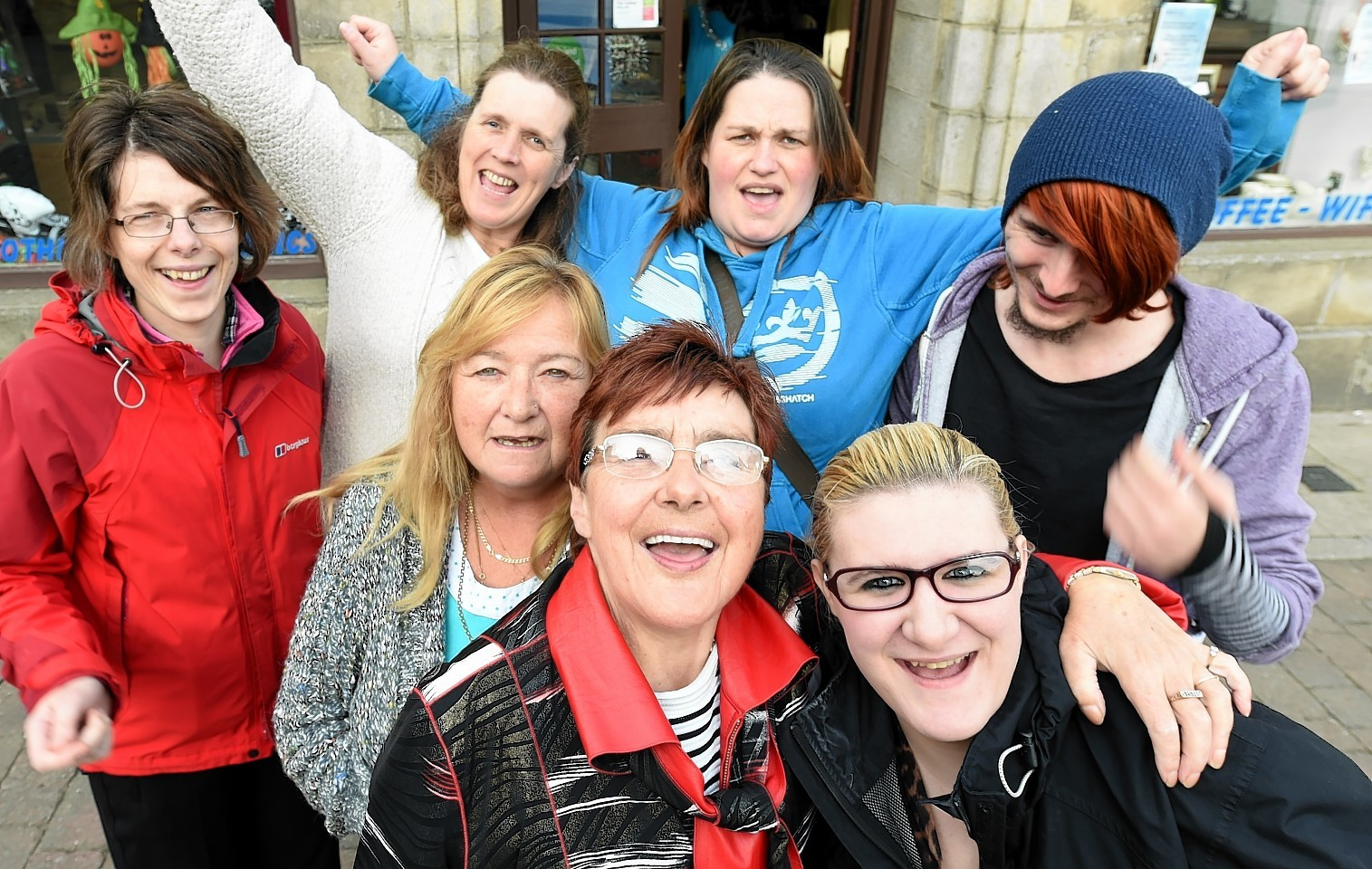 Care United Banff are to start a foodbank for local people