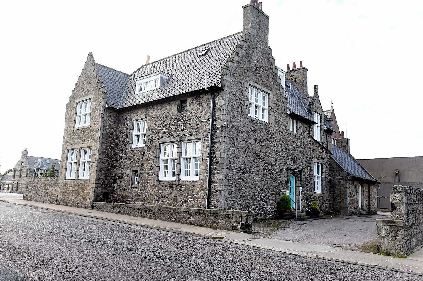 Buchanan House in Fraserburgh.