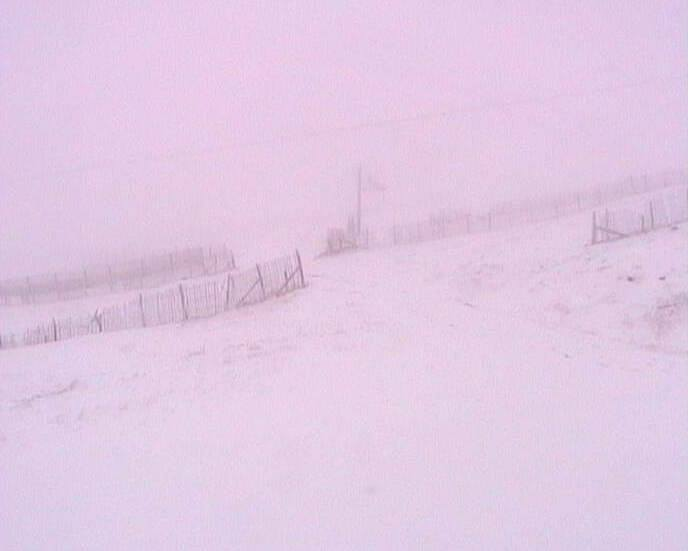 Snow in the Cairngorms. Picture credit: Cairngorms National Park Facebook