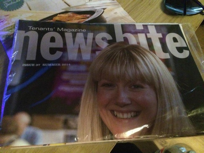 Council doesn't spot spelling mistake in magazine