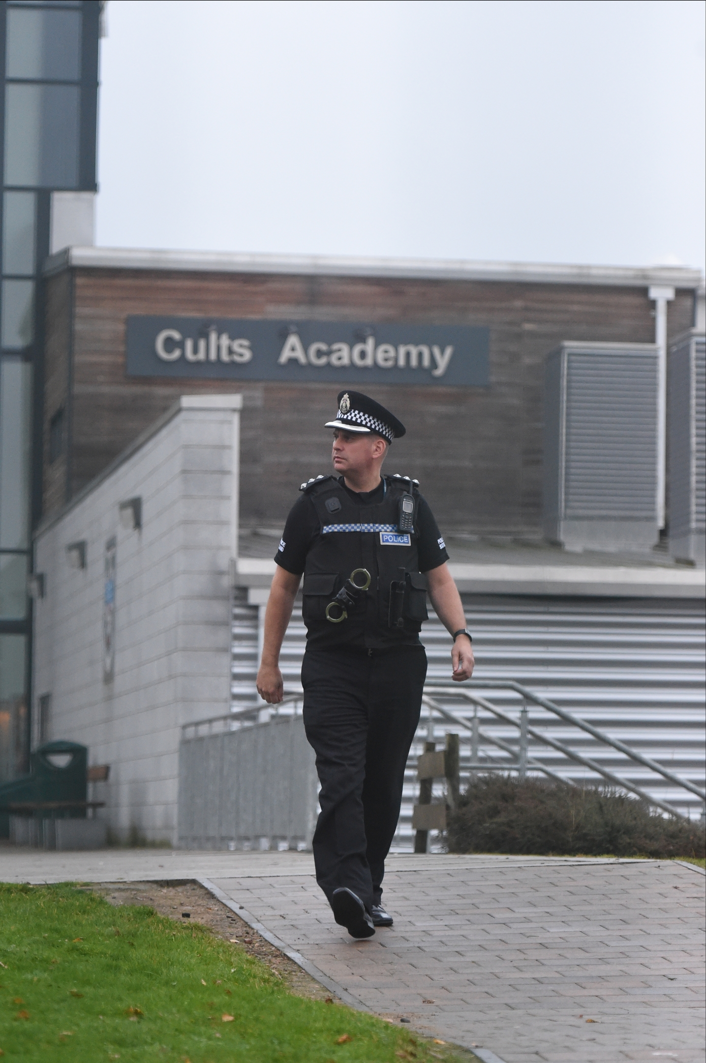 The community has been left devastated by the young pupil's tragic death