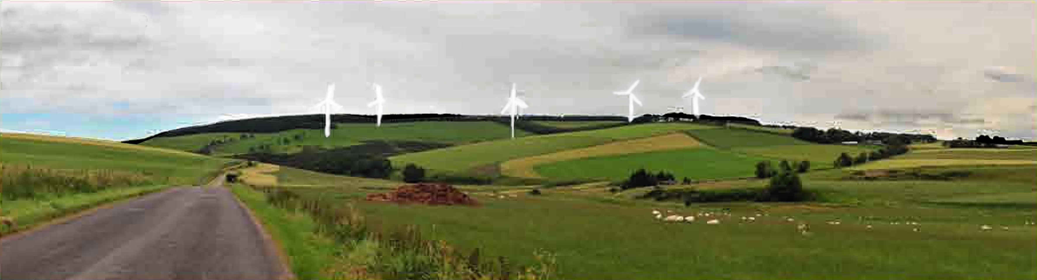 Edintore Wind Farm.
