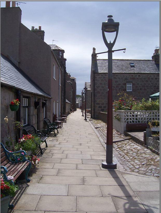 Fittie in Aberdeen
