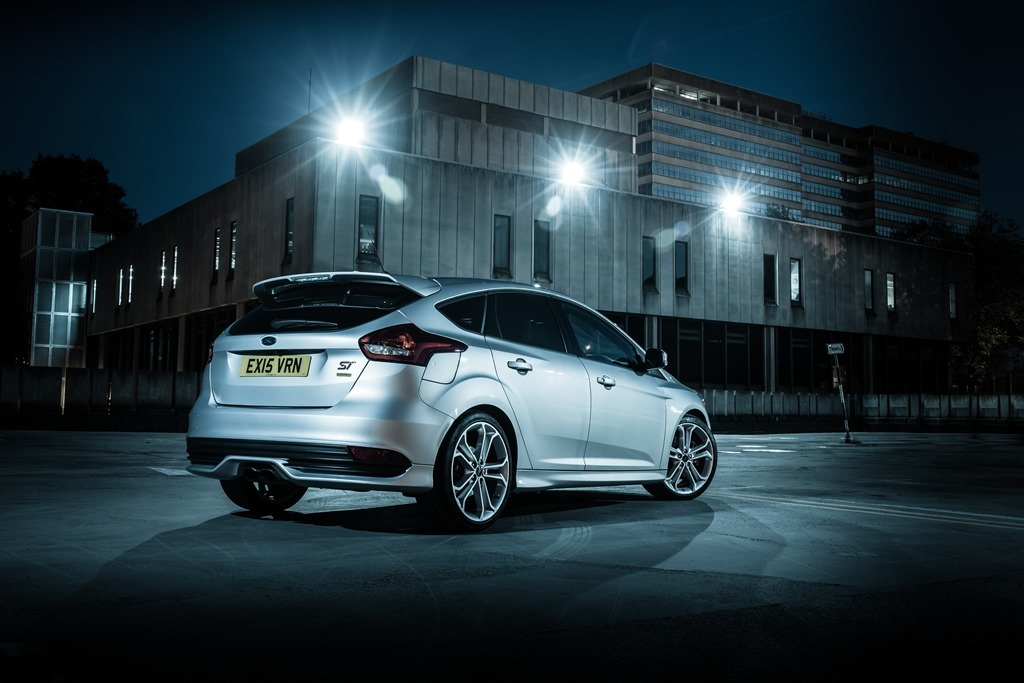 Ford Focus ST Mountune 8