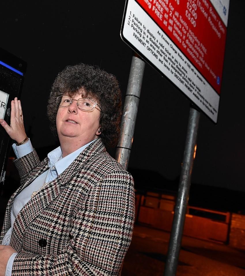 Councillor Gillian Owen. Picture by Kevin Emslie