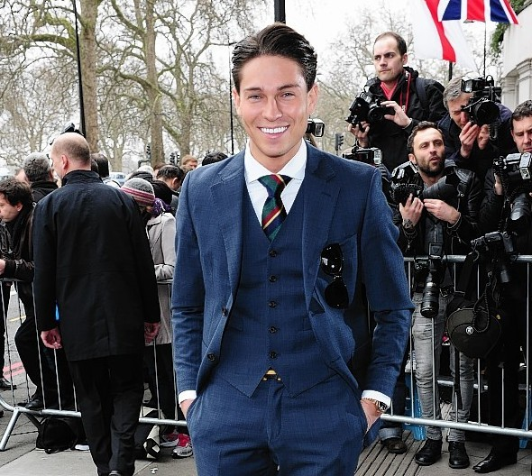 Joey Essex was due to appear in Inverness