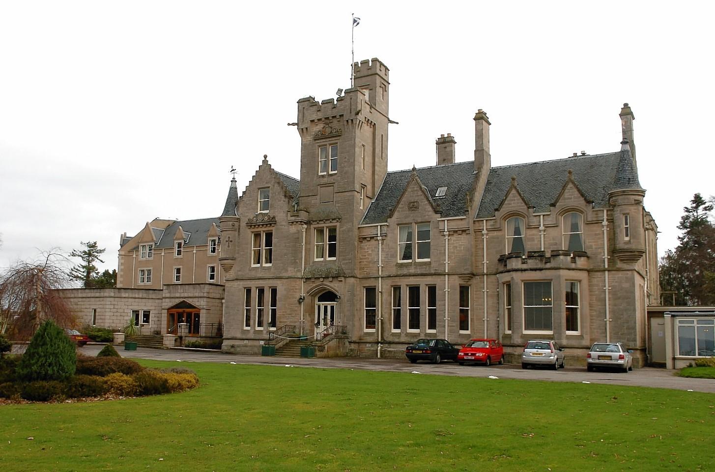 The Newton Hotel, Nairn