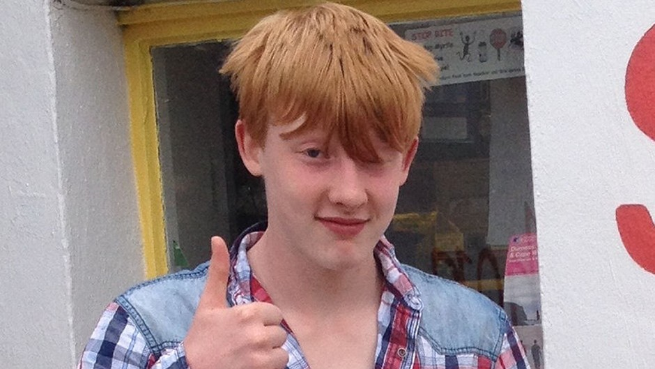 Bailey Gwynne, 16, who died after being stabbed at Cults Academy. (Picture: Police Scotland)