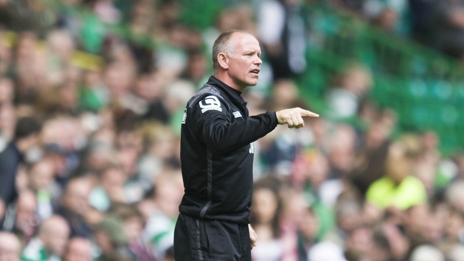 Inverness manager John Hughes has been handed a one-match touchline suspension.
